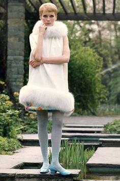 Sixties Style Icons: Mia Farrow