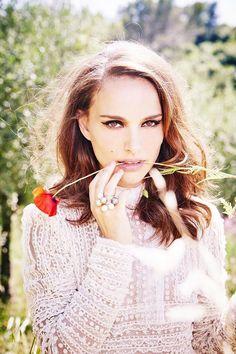 Natalie Portman - Marie Claire UK Magazine (September 2015)