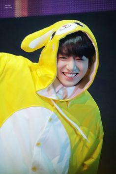 creo que veo un lindo conejo!!