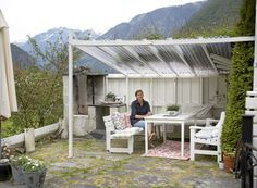 Pergola on pinterest verandas pergolas and ikea - Ikea pergolas jardin ...