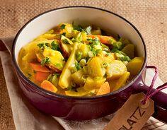 Kartoffel-Gemüse-Curry | Blog Köstlich Vegetarisch