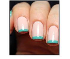 Kolorowy french manicure na wiosnę - Strona 5