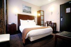 Se trata de una habitación individual para un hotel en Costa Rica. Es muy caro y agradable.