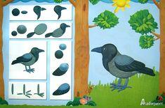 Иллюстрация 1 из 12 для Лепим птиц леса. Секреты пластилина - О. Московка…