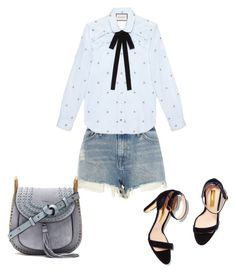 ♡ by camibg on Polyvore featuring polyvore fashion style Gucci River Island Chloé clothing