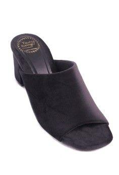 Wanita > Sepatu > Heels > Mid-Low Heels > Sully Mule Sandals > FairyBerry