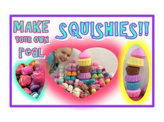 DIY PAPER Squishies! How to make a squishy without foam or puffy paint squishies Pinterest ...