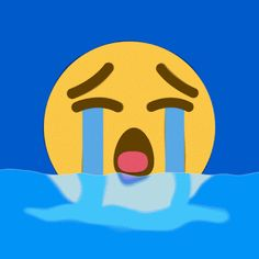 The perfect Emoji Crying Animated GIF for your conversation. Discover and Share the best GIFs on Tenor. Animated Smiley Faces, Funny Emoji Faces, Emoticon Faces, Animated Emoticons, Animated Gif, Funny Smiley, Cartoon Gifs, Cute Cartoon Wallpapers, Emoji Triste