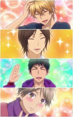 Son sensuales 3 watashi ga motete dousunda mutsumi, chica otaku, kissing him, anime Manga Anime, Anime Kiss, Manga Art, Otaku, Noragami, Kiss Him Not Me, O Rico, Tsurezure Children, Tamako Love Story