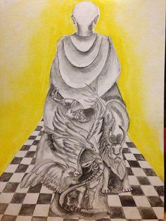 Mythical Buddha