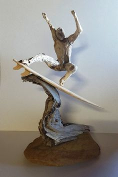Driftwood Projects, Driftwood Art, Metal Art Sculpture, Nautical Art, Stone Crafts, Horseshoes, Beach Crafts, Wire Crafts, Surf Style