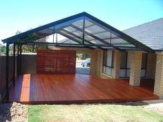 Timber Decks Inspiration - Brojed Constructions - Australia   hipages.com.au