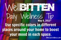 Who doesn't love some pin-able bites of inspiration? Introducing WellBitten–a daily series full of fit tips, motivational thoughts and healthy eating ideas for head-to-toe wellness. Think of it as a post-it from BSW to keep you moving, eating right and feeling WellBitten!