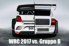rallyemag: #wrc vs. #gruppeb