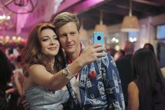Nolan and Looney Louise  (Gabriel Mann) and  (Elena Satine) Revenge