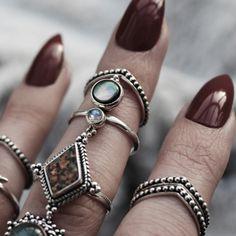 ✧☆✧ Hey little Miss Nihilist... ✧☆✧ shopdixi.com ☆ dixi // jewellery // jewelry // boho // bohemian // grunge // goth // dark // mystic // magic // witchy // christmas // festive // presents // gifts