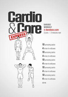 Cardio & Core Express