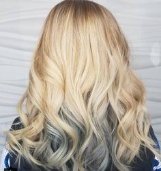 1w reignsalonandspaGrey is such a tending color in the hair world. Just remember ... doesn't have to be an all over grey to dive into the fun! Love these grey underlights by @amhairrr on @themadisonbare. Can't wait to see what color is next ❤️️ . . . . #modernsalon #behindthechair #americansalon #hotonbeauty #puplriot #greyunderlights #greyhair #trendinghairstyles #hairinspiration