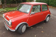 Austin Mini Mayfair Automatic. 1987. Low Mileage 41,879 - http://classiccarsunder1000.com/archives/8958