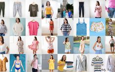 Homepage - Melly Sews Sewing Blogs, Sewing Ideas, Collared Sweatshirt, Tie Dye Patterns, Cotton Fleece, Orange Dress, Sewing For Beginners, Pink Stripes, Piece Of Clothing