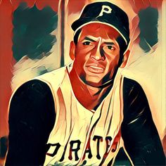 Pittsburgh Sports, Pittsburgh Pirates, Roberto Clemente, Mlb, Puerto Rico, Fictional Characters, Fantasy Characters