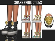 ShakeProductions 24 **Shoes** http://thesimsresource.com/downloads/details/category/sims4-shoes-female-teenadultelder/title/shakeproductions-24-%2A%2Ashoes%2A%2A/id/1299202/