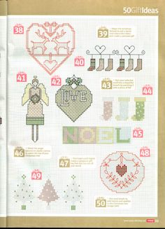 Gallery.ru / Фото #15 - Cross Stitch Crazy 169 ноябрь 2012 + приложение Christmas Co - tymannost