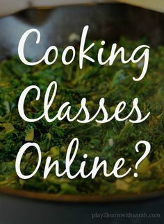 - I compare two top online home cook training sites and tell you which I chose and why. Online Cooking Classes, Culinary Classes, Baking Classes, Cooking Games For Kids, Cooking For A Group, Cooking Tips, How To Cook Brisket, How To Cook Meatloaf, Chef School