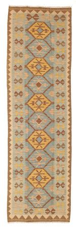 Kelim Afghan Old style-matto 87x285