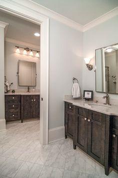 The Valita Project - Modern - Bathroom - Charlotte - KDH Residential Designs