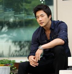 "Kwon Sang Woo Recovers from Ankle Injury for Chinese Zodiac Heads"" Kwon Sang Woo, Woo Sung, Drama Korea, Korean Celebrities, Korean Actors, Korean Dramas, Asian Actors, Lee Min Ho, Sexy Asian Men"