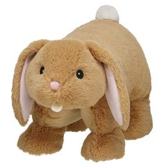 cute BAB bunny for Easter! #buildabear and #Easter