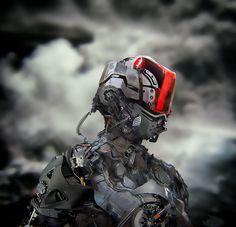 ArtStation - Aux Bot , Jeremy Opio