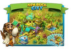 New Rock City: Dinosaur Day 2016
