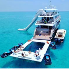 [New] The 10 Best Travel (with Pictures) - Yacht days are the best days Tag a 2 friends you'd have a yacht vacation with Photo by: _____________________________________ Vacation Places, Dream Vacations, Vacation Spots, Vacation Ideas, Rich Kids Of Instagram, Yacht Design, Beautiful Places To Travel, Amazing Places, Wonderful Places