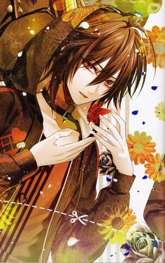 Anime : amnesia shared by [ωєℓ¢σмє] on We Heart It Amnesia Anime, Amnesia Shin, Hot Anime Guys, Cute Anime Boy, I Love Anime, Manga Boy, Manga Anime, Anime Art, Anime Sekai