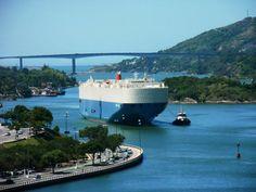 Porto de Vitória - Espirito Santo - Brasil