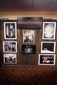 Wedding Trade show Booth | Halifax Nova Scotia Wedding Photographer Jeff Babineau