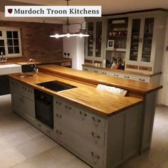 Dreaming of designing your own bespoke kitchen? Our bespoke freestanding kitchen units are designed, produced and installed to form the kitchen you want. We fit these kitchens across most of England, call if you have any questions; we like to talk!  Want to get in touch?  📞 01507 606868  📧 enquiries@murdochtroon.co.uk Kitchen Cost, Pine Kitchen, Kitchen Units, Kitchen Ideas, Solid Wood Kitchens, Cool Kitchens, Pine Timber, Freestanding Kitchen, Create A Signature