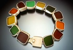 Beautiful Sea Glass Bracelet