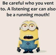 Minion Quotes Of The Day