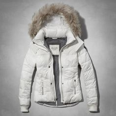Womens Tan Michelle Puffer Jacket with Fur Hood| Womens New ...