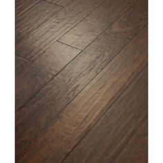 Style Selections 5-in W Prefinished Hickory Locking Hardwood Flooring (Mink)