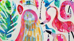 Jessie_Breakwell_Australian_Illustrator_Birds_And_Animals_3