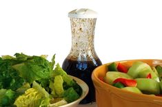 Vinagretas para ensaladas - VIX Food And Drink, Recipes, Gourmet, Cauliflower Bread, Healthy Salads, Easy Food Recipes, Onion, Tasty Food Recipes, Homemade Liquor