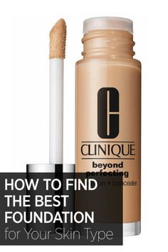 The best foundations for every skin type: