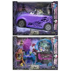 Princess The Frog Car Google Search Monster High City