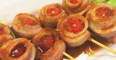 ミニトマトの豚串♡絶品おろしソース by ♥KYABA♥ [クックパッド] 簡単おいしいみんなのレシピが241万品