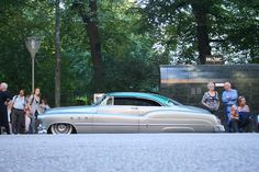 Buick 1952 custom by Drontfarmaren, via Flickr