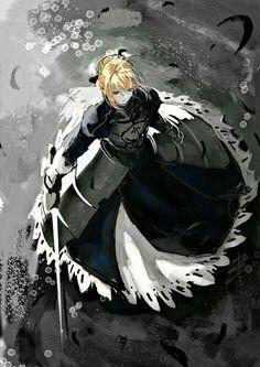 Fate/Zero - Arthur Pendragon